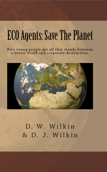 Front Cover of ECO Agents, Save the Planet