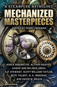 Mechanized Masterpieces Cover